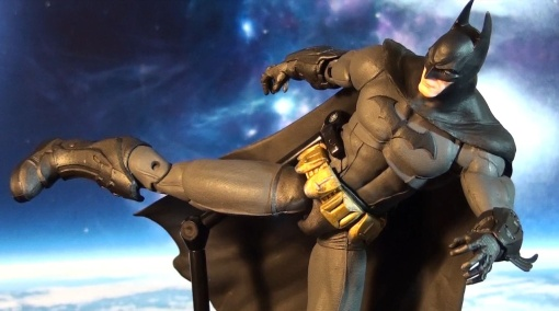 DC Collectibles Arkham City Series 4 Batman 03