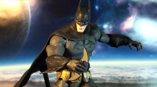 DC Collectibles Arkham City Series 4 Batman 05