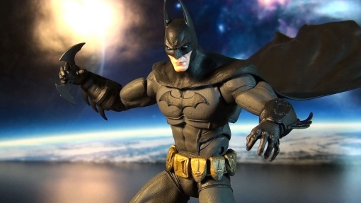 DC Collectibles Arkham City Series 4 Batman 06