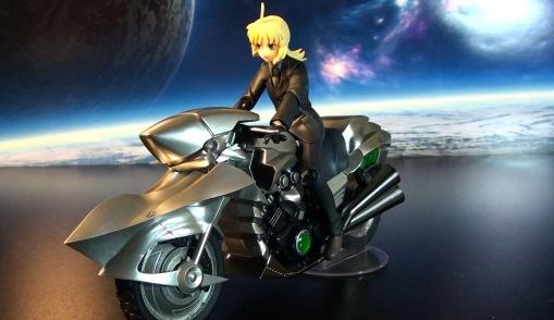 Figma Ex Ride Saber Motored Cuirassier 04