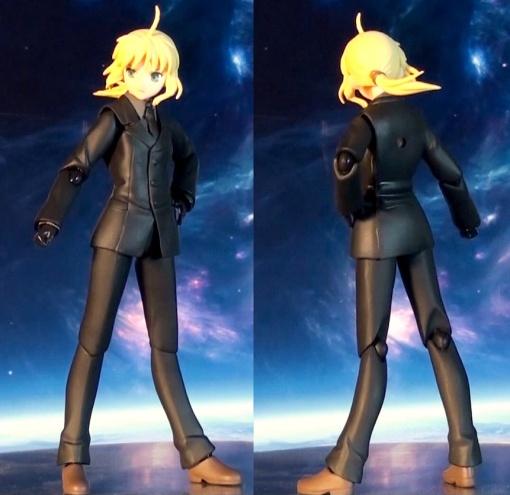 Figma Fate Zero Saber 01
