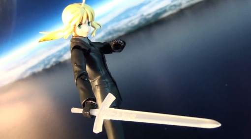 Figma Fate Zero Saber 02