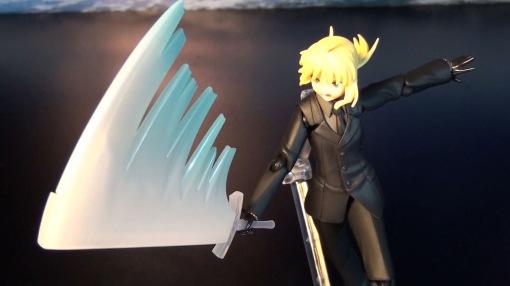 Figma Fate Zero Saber 03