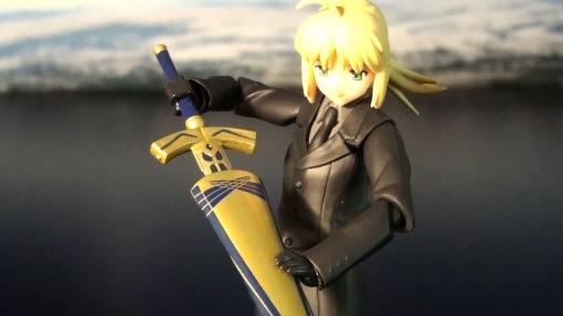 Figma Fate Zero Saber 04