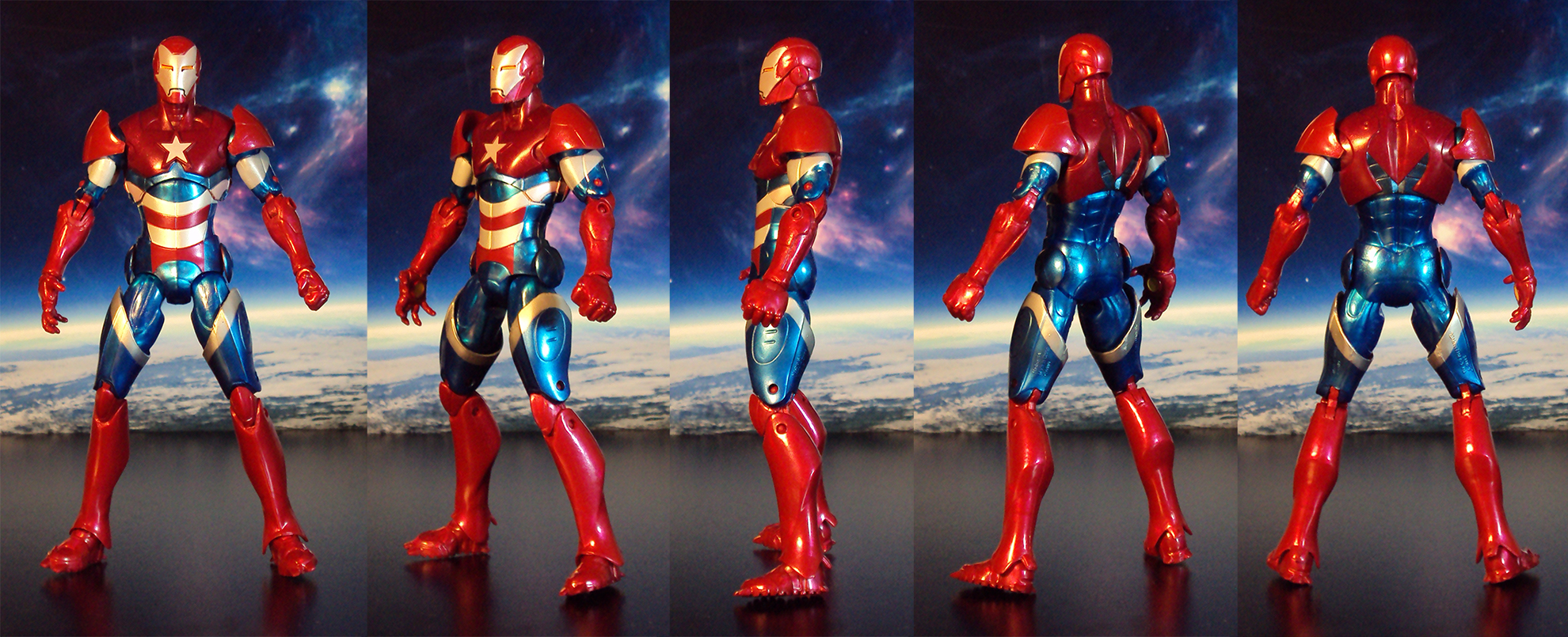 Today S Arrival Hasbro Iron Man 3 Movie Series 1 6