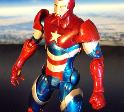 Hasbro Marvel Legends Iron Patriot 02
