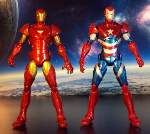 Hasbro Marvel Legends Iron Patriot 03