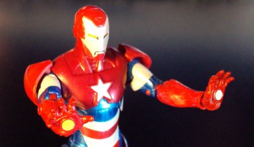 Hasbro Marvel Legends Iron Patriot 04
