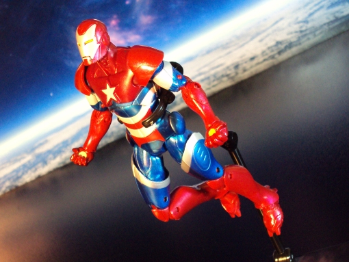Hasbro Marvel Legends Iron Patriot 05