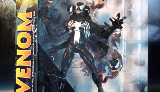 Marvel Select Venom 01