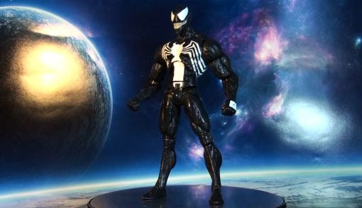 Marvel Select Venom 02