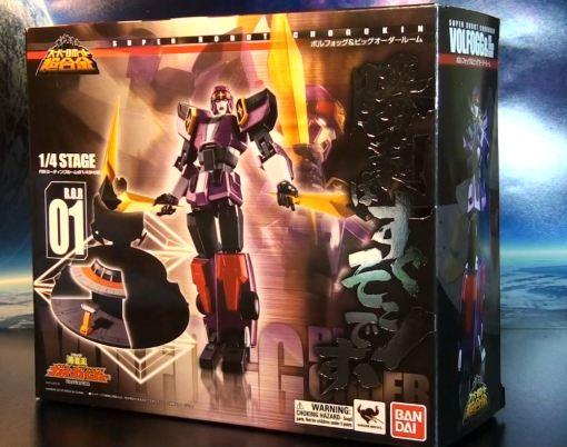 Super Robot Chogokin Gaogaigar Volfogg 01
