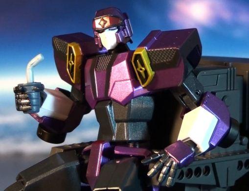 Super Robot Chogokin Gaogaigar Volfogg 05