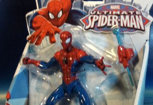 "Hasbro Ultimate Spider-man 6"" series Ultra Strike Spider-Man"