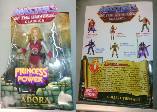 Masters of the Univers Adora 01