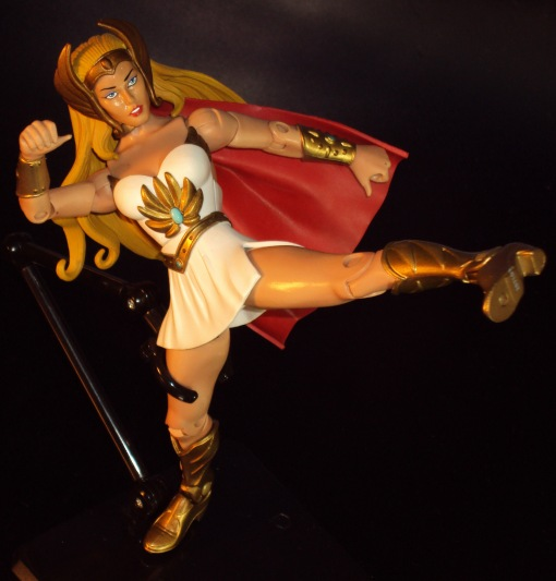 MOTU Bubble Power She-Ra 13