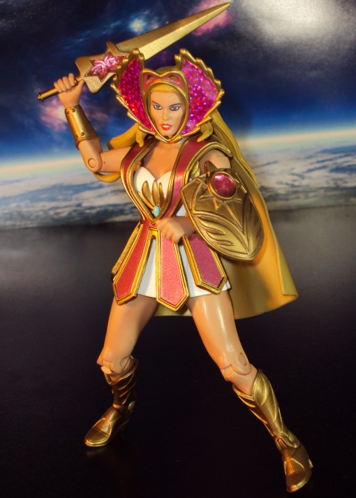 MOTU Bubble Power She-Ra 16