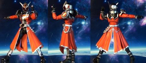 Bandai S.H.Figuarts Kamen Rider Wizard Flame Dragon 02