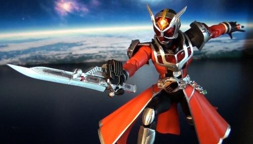 Bandai S.H.Figuarts Kamen Rider Wizard Flame Dragon 04