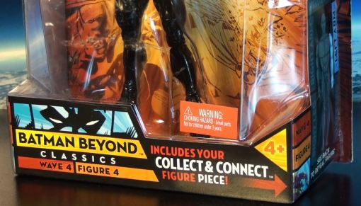 Mattel DC Classics Wave 4 Batman Beyond 01