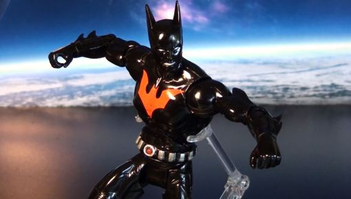 Mattel DC Classics Wave 4 Batman Beyond 03