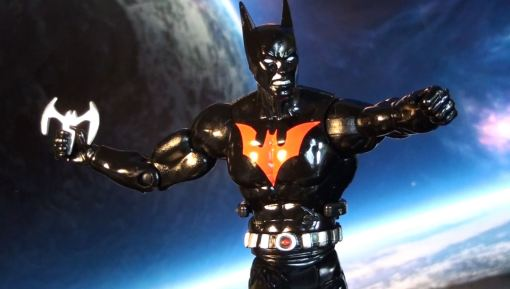 Mattel DC Classics Wave 4 Batman Beyond 05
