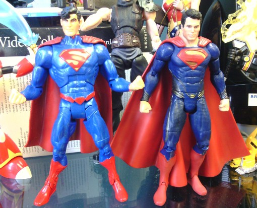 Mattel Man of Steel Movie Master Superman 05