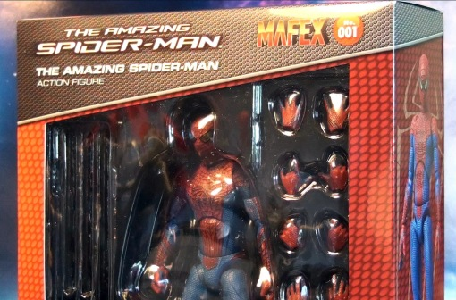Medicom MAFEX Amazing Spider-Man 01