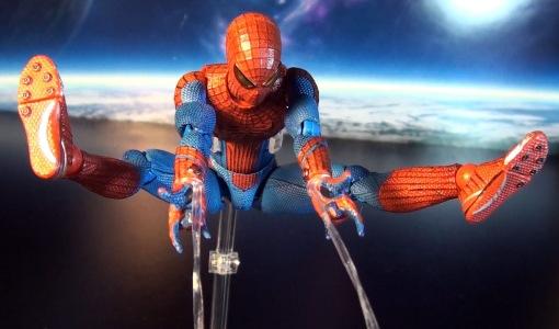 Medicom MAFEX Amazing Spider-Man 03