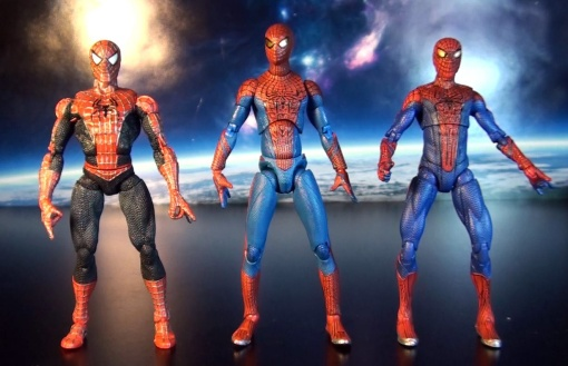 Medicom MAFEX Amazing Spider-Man 05