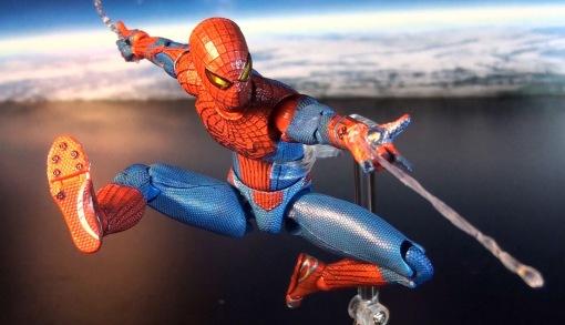 Medicom MAFEX Amazing Spider-Man 06