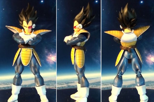 Bandai S H Figuarts Dragon Ball Z Vegeta 2