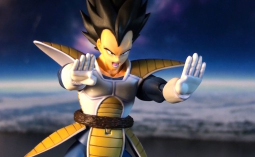 Bandai S H Figuarts Dragon Ball Z Vegeta 3
