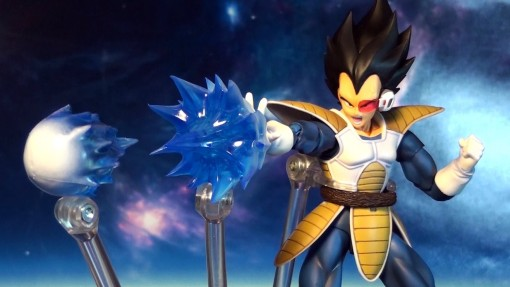 Bandai S H Figuarts Dragon Ball Z Vegeta 5
