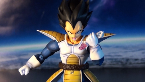 Bandai S H Figuarts Dragon Ball Z Vegeta 6