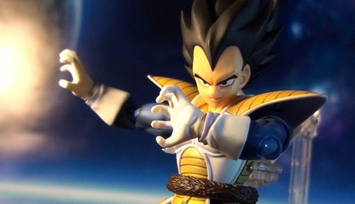 Bandai S H Figuarts Dragon Ball Z Vegeta 7