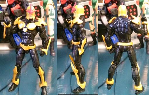 Hasbro Marvel Universe Nova