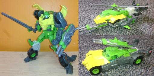 Hasbro Transformers Generations Voyager Springer 02