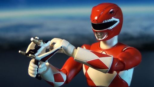 Bandai S.H. Figuarts Mighty Morphin Power Rangers Red Ranger 07