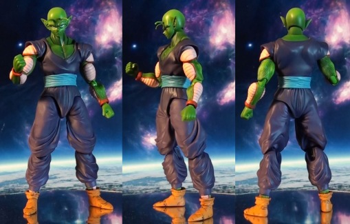 Bandai S.H. Figuarts Piccolo Special Color Edition Comic-Con 02