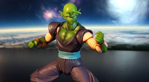 Bandai S.H. Figuarts Piccolo Special Color Edition Comic-Con 03