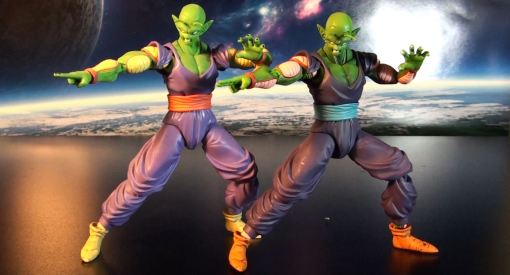 Bandai S.H. Figuarts Piccolo Special Color Edition Comic-Con 06