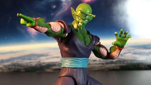 Bandai S.H. Figuarts Piccolo Special Color Edition Comic-Con 07