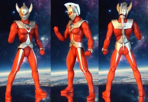 Bandai Ultra Act Ultraman Taro 01