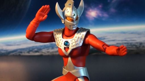 Bandai Ultra Act Ultraman Taro 02