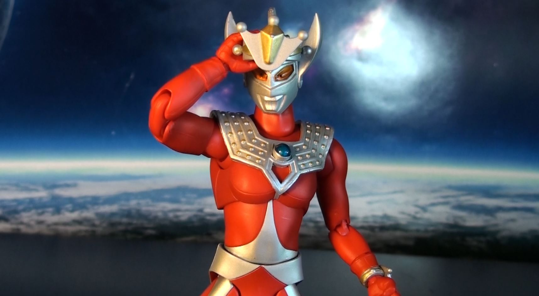 Ultraman King Bandai Ultra Act Ultraman Taro