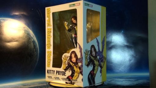 Kotobukiya Marvel Bishoujo Kitty Pryde 01