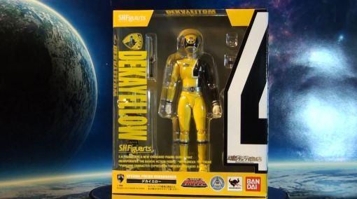 Bandai S.H. Figuarts Dekaranger Deka Yellow 01
