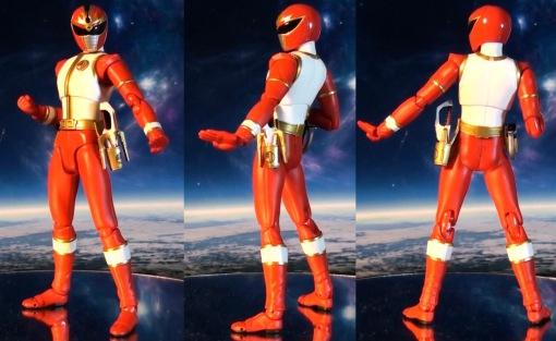 Bandai S.H.Figuarts Gosei Sentai Dairanger Ryuranger 02