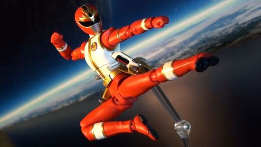 Bandai S.H.Figuarts Gosei Sentai Dairanger Ryuranger 03